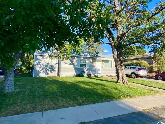 5695 S 4060 W, Salt Lake City, UT 84118 (#1700081) :: Powder Mountain Realty
