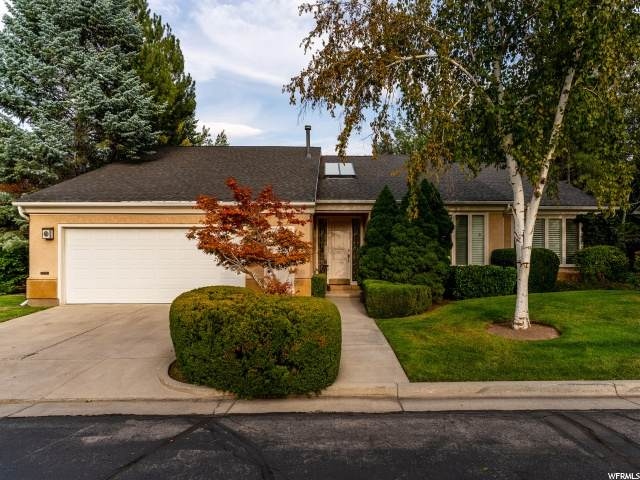 6283 S Tall Oaks Ln E, Holladay, UT 84121 (#1700106) :: The Perry Group