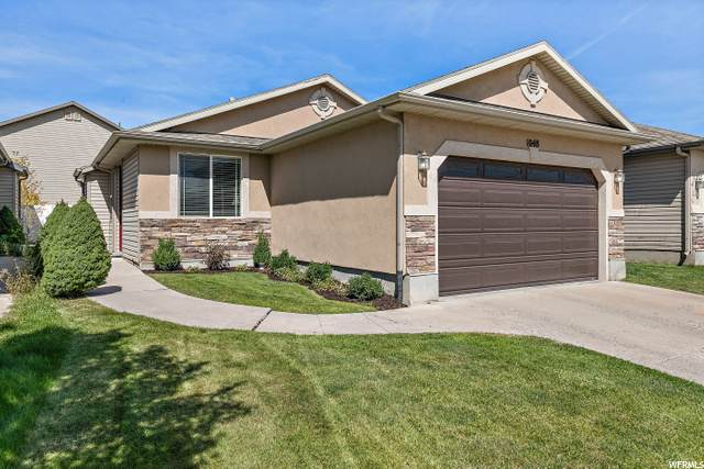 1048 W York Dr N, North Salt Lake, UT 84054 (#1700107) :: Belknap Team
