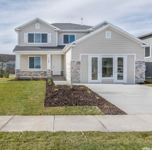 7193 N Evans Ranch Dr E, Eagle Mountain, UT 84005 (#1700116) :: Zippro Team