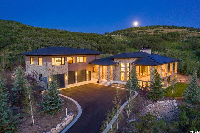 13980 N Panorama Pkwy, Heber City, UT 84032 (#1700124) :: Doxey Real Estate Group
