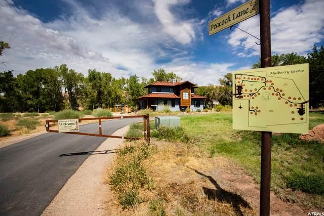 545 E Peacock Ln, Moab, UT 84532 (MLS #1700133) :: Lookout Real Estate Group