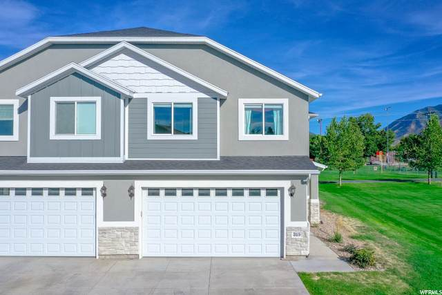319 S Spanish Trails Blvd, Spanish Fork, UT 84660 (MLS #1700141) :: Lookout Real Estate Group
