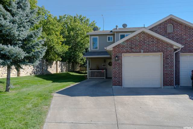 652 W 800 N #121, Clearfield, UT 84015 (MLS #1700153) :: Lookout Real Estate Group