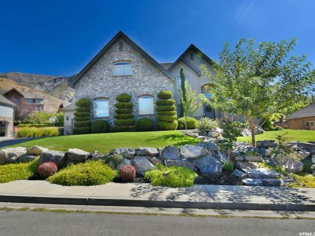 958 N 1100 E, Pleasant Grove, UT 84062 (#1700165) :: Colemere Realty Associates