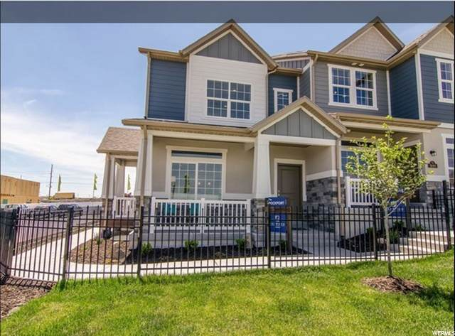4285 W Dixon Way N #6034, Lehi, UT 84043 (#1700184) :: Doxey Real Estate Group