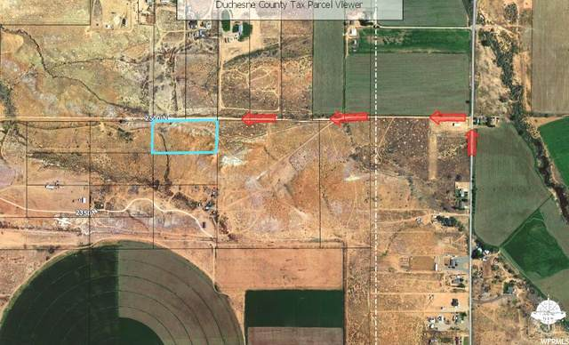 500 E 2500 N, Roosevelt, UT 84066 (#1700187) :: Doxey Real Estate Group