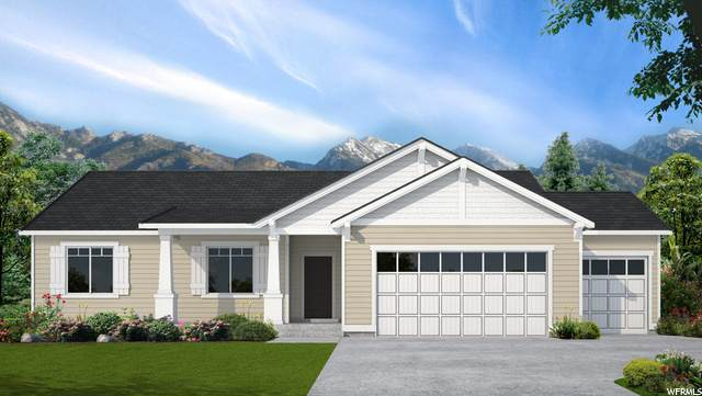 4140 W 920 S #210, Syracuse, UT 84075 (#1700188) :: Doxey Real Estate Group