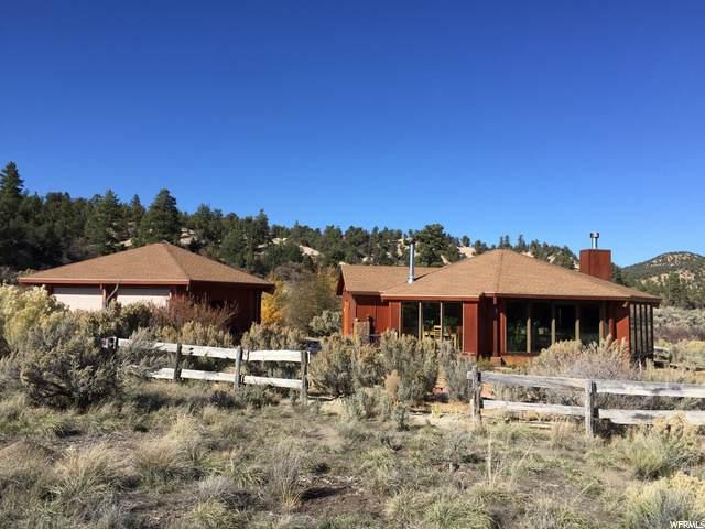 8695 W Utah State Hwy 12, Escalante, UT 84726 (#1700189) :: Big Key Real Estate