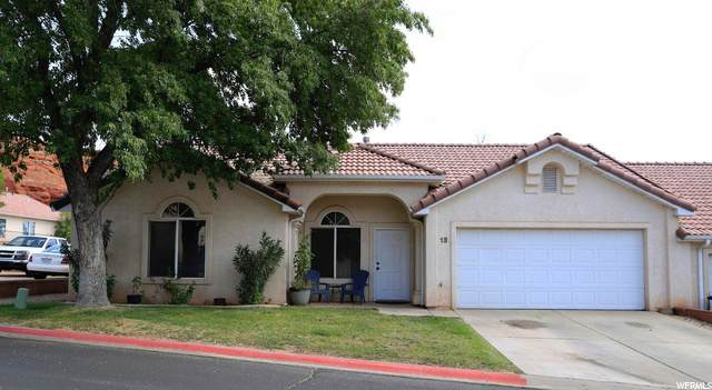 2099 E Middleton Dr #13, St. George, UT 84770 (MLS #1700222) :: Lookout Real Estate Group