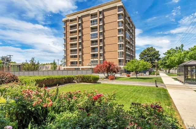 710 E 200 S 8H, Salt Lake City, UT 84102 (#1700227) :: Utah Best Real Estate Team | Century 21 Everest