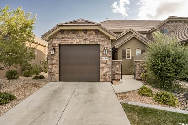4194 E Torrey Pines Dr, Washington, UT 84780 (#1700275) :: Utah Best Real Estate Team | Century 21 Everest