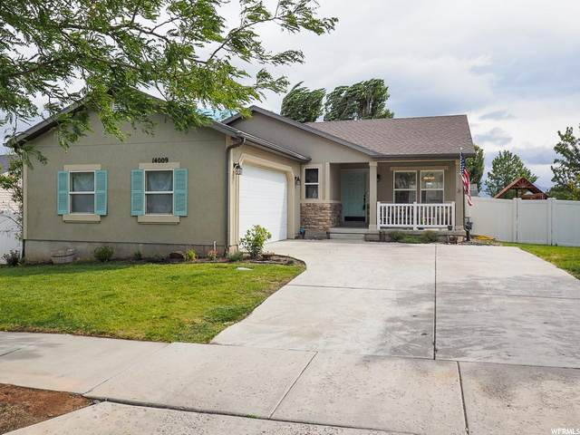 14009 S Charisma Ln W, Herriman, UT 84096 (MLS #1700281) :: Lookout Real Estate Group