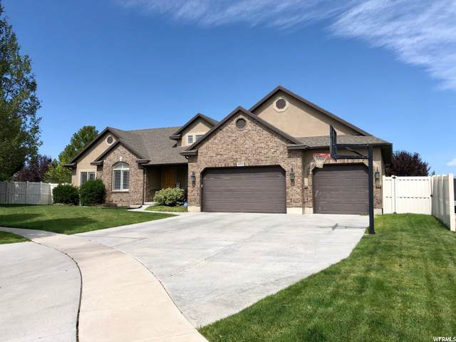 6054 W Juniper Fork Dr, West Jordan, UT 84081 (#1700307) :: Red Sign Team