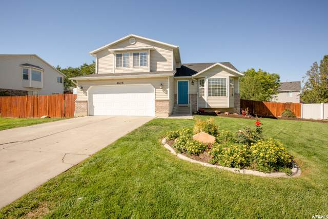 4676 W 8230 S, West Jordan, UT 84088 (#1700318) :: Doxey Real Estate Group