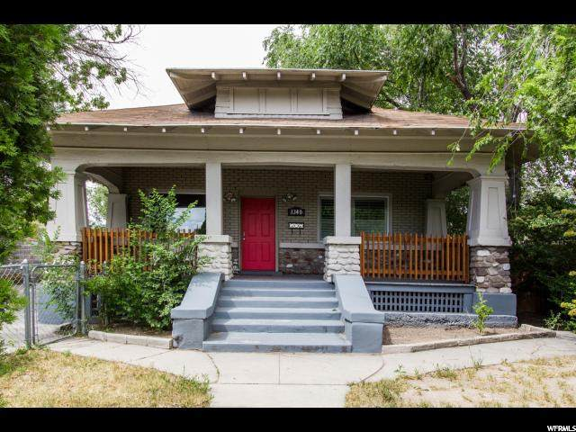 1340 W Indiana Ave, Salt Lake City, UT 84104 (#1700371) :: Colemere Realty Associates