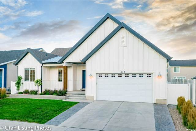 638 S Jubilee Dr, Saratoga Springs, UT 84045 (MLS #1700379) :: Lookout Real Estate Group