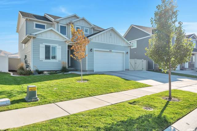 4364 E Bridleway Rd, Eagle Mountain, UT 84005 (#1700388) :: Powder Mountain Realty
