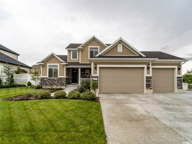 803 W 2920 N, Lehi, UT 84043 (#1700389) :: Red Sign Team