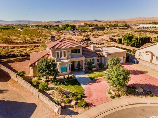 2343 W 1620 Cir N, St. George, UT 84770 (#1700404) :: Big Key Real Estate