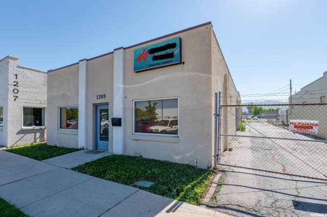 1209 S Major St, Salt Lake City, UT 84111 (#1700435) :: McKay Realty