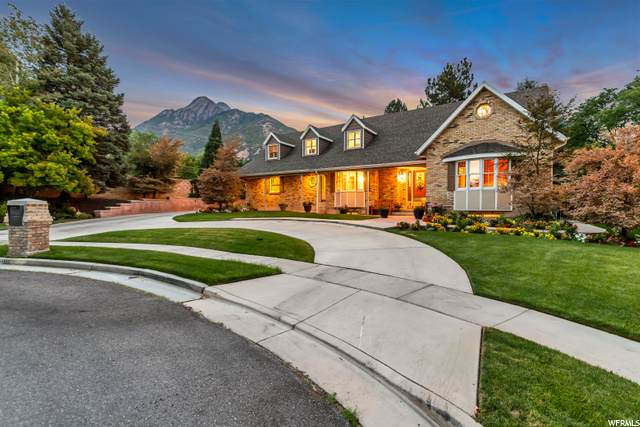 2494 E Shadow Wood Cir S, Salt Lake City, UT 84117 (#1700451) :: goBE Realty