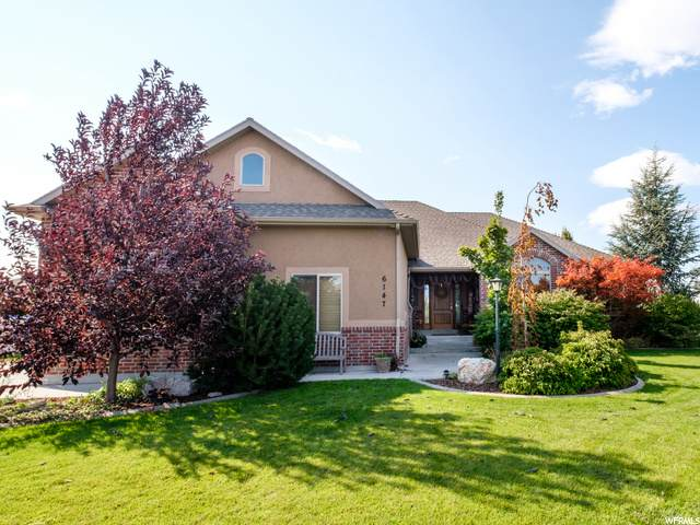 6147 W 5300 S, Hooper, UT 84315 (#1700463) :: Doxey Real Estate Group