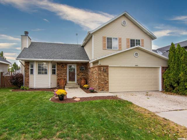 1282 W Athleen Dr, West Jordan, UT 84084 (#1700481) :: goBE Realty
