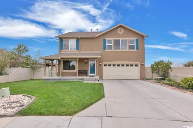 494 S Water Way Rd, Lehi, UT 84043 (#1700482) :: Gurr Real Estate