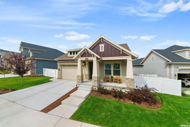 14098 S Deer Trail Ln E, Draper, UT 84020 (#1700487) :: Doxey Real Estate Group
