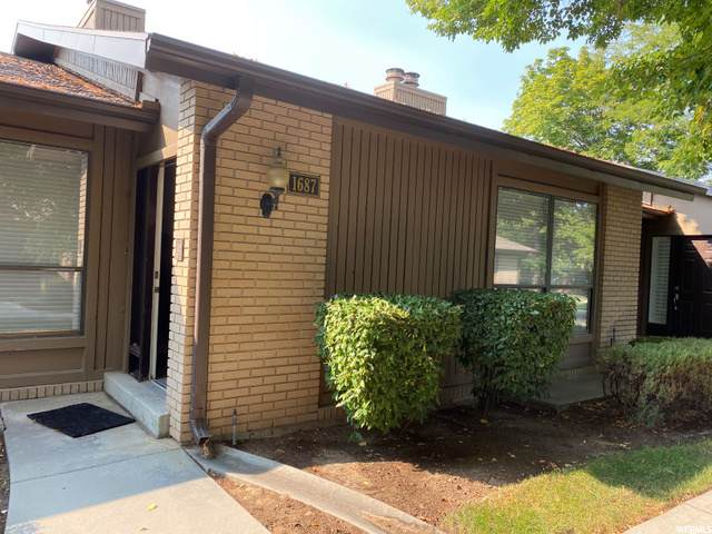 1687 E 6525 S #164, Salt Lake City, UT 84121 (MLS #1700506) :: Lookout Real Estate Group