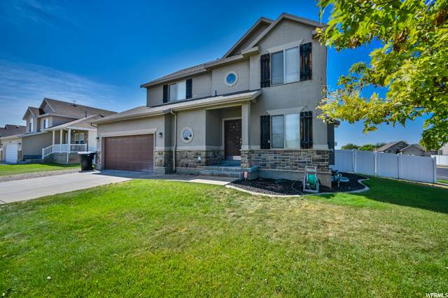 1437 N 2340 W, Clinton, UT 84015 (#1700532) :: Doxey Real Estate Group