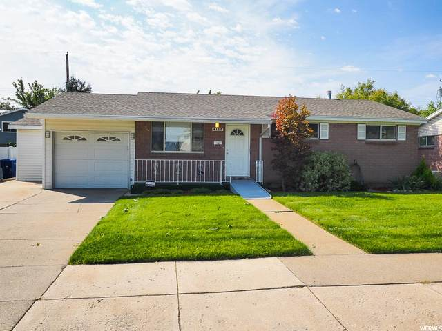4159 W 5050 S, Salt Lake City, UT 84118 (#1700545) :: Colemere Realty Associates