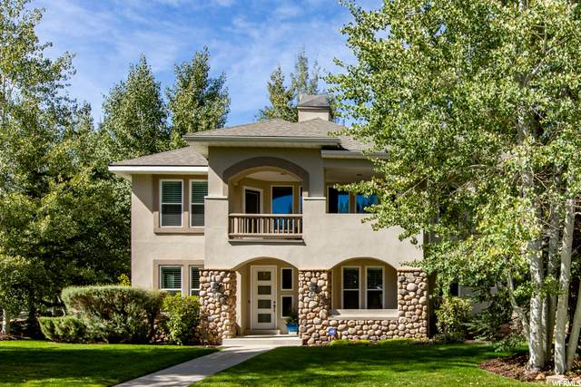 4433 N West Sawmill Rd, Park City, UT 84098 (MLS #1700554) :: High Country Properties