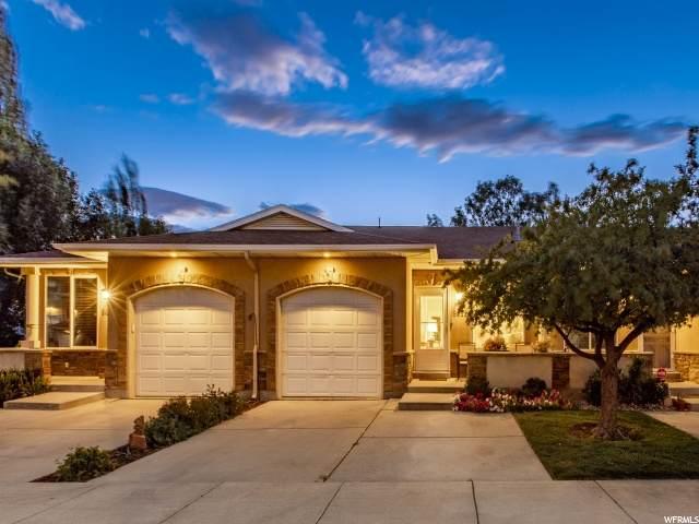 9462 S Fairway View Dr W, Sandy, UT 84070 (MLS #1700603) :: Lookout Real Estate Group