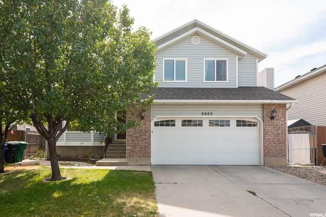 5445 W Aristada Ave S, West Jordan, UT 84081 (#1700630) :: Big Key Real Estate