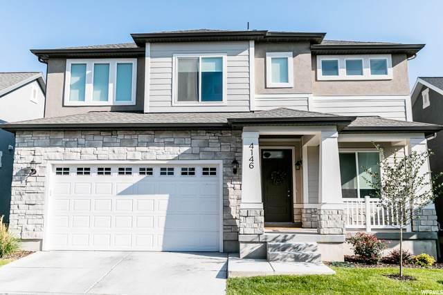 4146 W 1730 N #821, Lehi, UT 84043 (MLS #1700663) :: Lookout Real Estate Group