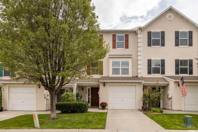 468 E Braidhill Dr, Draper, UT 84020 (MLS #1700738) :: Lookout Real Estate Group