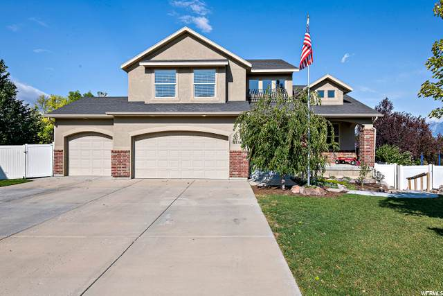 5336 W Summer Wind, Herriman, UT 84096 (MLS #1700740) :: Lookout Real Estate Group