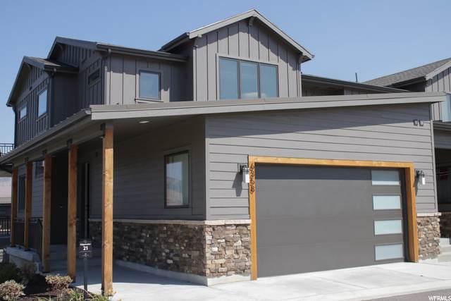6358 E 850 S #21, Huntsville, UT 84317 (MLS #1700748) :: Lookout Real Estate Group