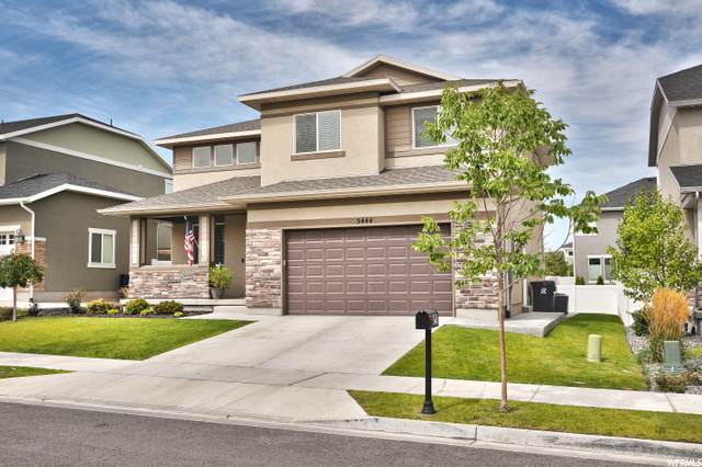 5444 W Pemberton Ln, Herriman, UT 84096 (#1700755) :: Doxey Real Estate Group