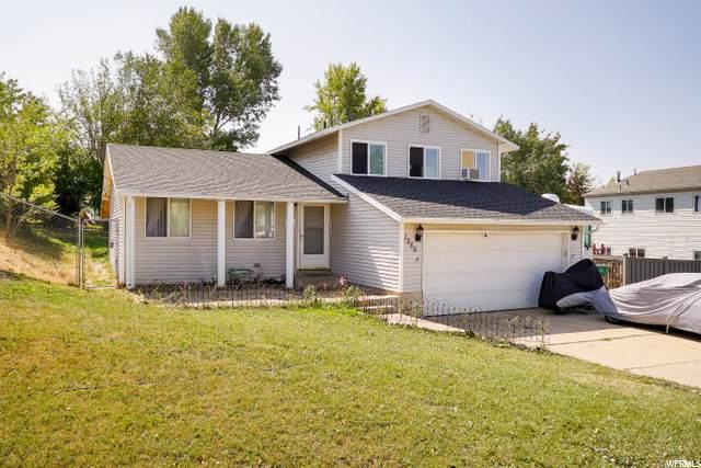 1266 E Cherry Ln, Layton, UT 84040 (#1700795) :: Doxey Real Estate Group
