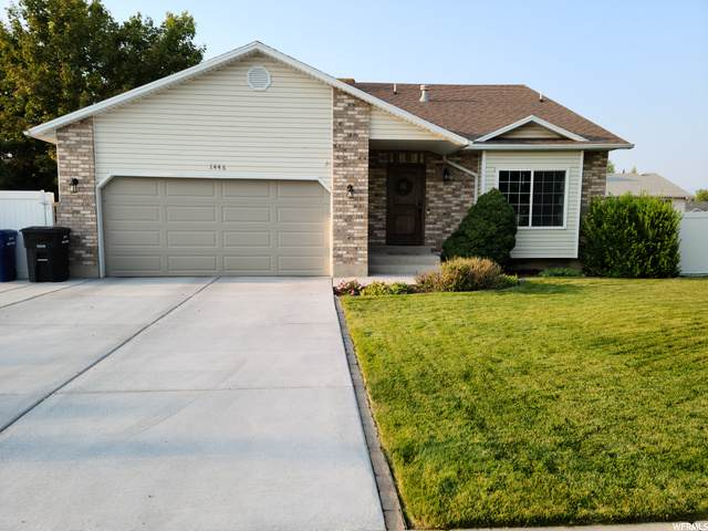 1446 W Highland Hollow Dr S, West Jordan, UT 84084 (#1700796) :: Bustos Real Estate | Keller Williams Utah Realtors