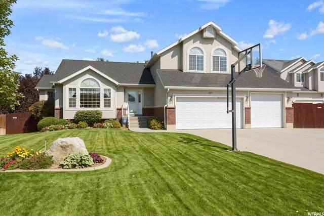 271 E Eaglebrook Dr, Sandy, UT 84070 (MLS #1700799) :: Lookout Real Estate Group
