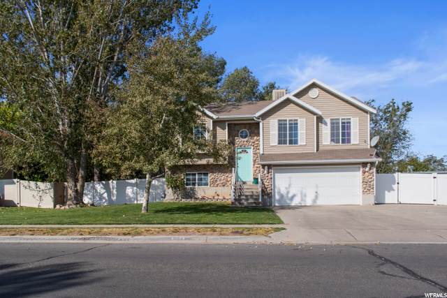 1543 N 950 W, Clinton, UT 84015 (#1700803) :: Bustos Real Estate | Keller Williams Utah Realtors