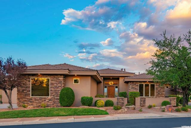 1793 View Point Dr, St. George, UT 84790 (#1700811) :: Doxey Real Estate Group