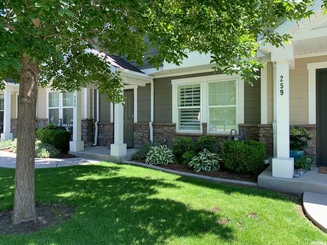 253 W 1010 S, Logan, UT 84321 (MLS #1700842) :: Lookout Real Estate Group