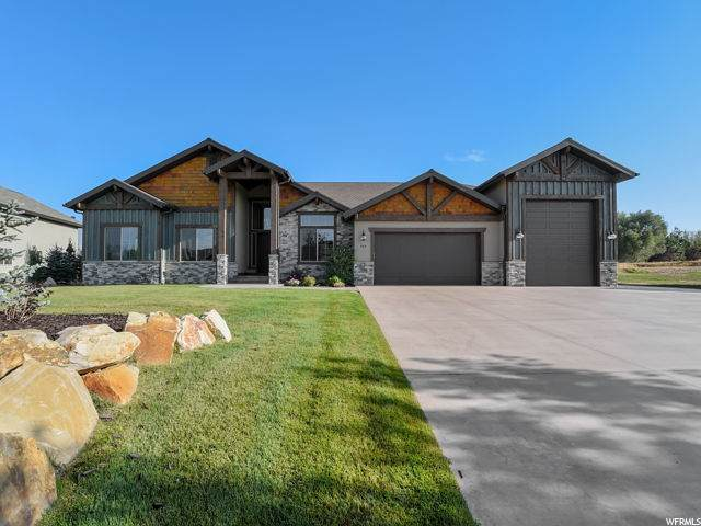 818 W Summit Haven Cir, Francis, UT 84036 (MLS #1700843) :: High Country Properties