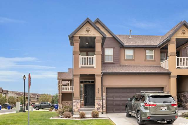 153 E Carbonell Way #249, Saratoga Springs, UT 84045 (MLS #1700845) :: Lookout Real Estate Group