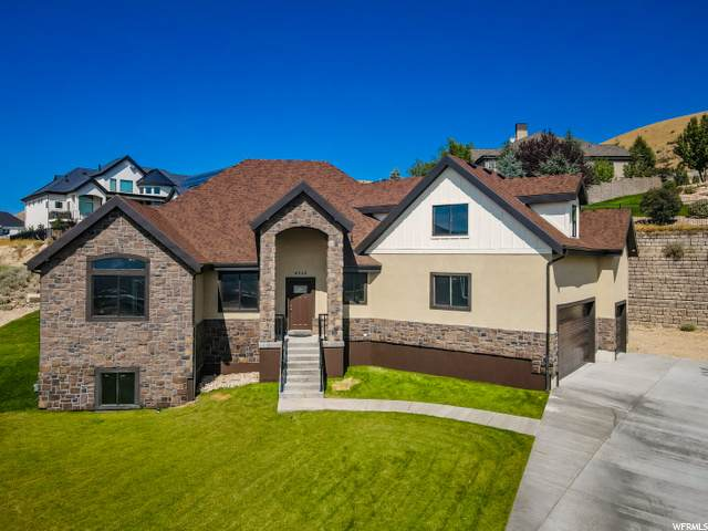 4226 N Autumn Wood Cir W, Lehi, UT 84043 (#1700850) :: McKay Realty